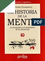 Nicholas Humphrey - Una historia de la mente.pdf