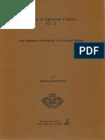 Abdel-Raziq - Das Sanktuar Amenophis III. im Luxor-Tempel 1986 SEC03 Sanktuar Amenophis III.pdf