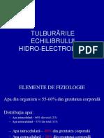ATI RO Rez 08 - Tulburarile Echilibruluiu Hidroelectrolitic