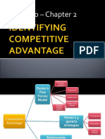 Chapter 2 IT IDENTIFYING COMPETITIVE ADVANTAGE