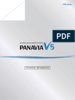 Panavia v5 Technical Information