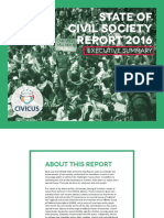 State of Civil Society Report 2016 Exec Summary