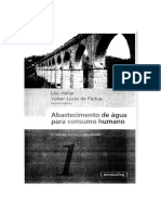HELLER e PÁDUA- Abastecimento de Água-Para Consumo Humano Volume 1