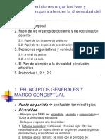 Decisiones Organizaciones Curriculares PAD