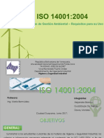 Tema 7. ISO 14001-2004