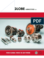 GLOBE Airmotor Brochure 2017