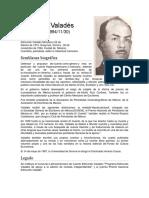 Edmundo Valadès