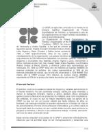 La OPEP Logros y Retos