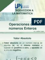 03 Operaciones Con Números Enteros