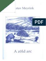 Gustav Meyrink - A Zöld Arc