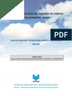 GUIA DE MELHOR TECNOLOGIA PRÁTICA DISPONÍVEL (MTPD)