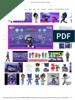 Luna Heroes en Pijama - Buscar Con Google