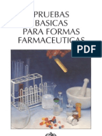 Pruebas Basicas Para Normas Farm Acetic As