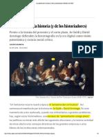 """""""Los Poderes de La Historia (y de Los Historiadores)""""-II"""