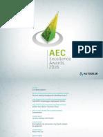 Autodesk Aec Excellence Awards 2016 Web Version