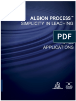 The Albion Process for Nickel Applications