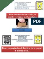 1.0-Bases Conceptuales de La Etica y La Moral.