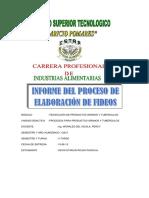 352694705 Informe de Fideos