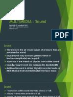 IV Multimedia Sound