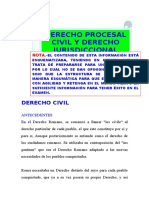 Civil Procesal Civil