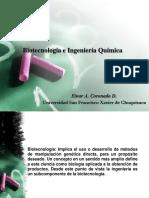Biotecnologia e Ing. Quimica