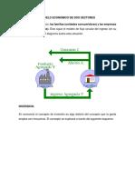 Modelo Economico de Dos Sectores