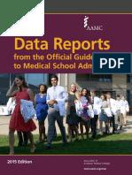 AAMC Data Reports