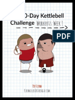 20 Day Challenge Week 1