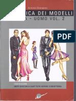 La Tecnica Dei Modelli Uomo-Donna-Volume-2