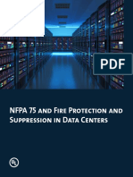 NFPA 75 and Fire Protection and Suppression in Data Centers White Paper Final