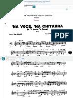 Na voce 'na chitarra (e 'o poco 'e luna) - Ugo Calise.pdf