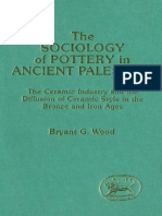 The Sociology of Pottery in Ancient Israel