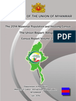 2014 Burmese Census