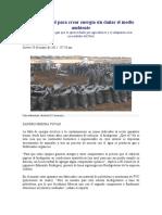 Biogas El Comercio