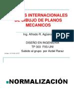 NORMAS para dibujo de planos (1).ppt