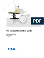 Installation Guide D