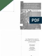 345251082 Sanjurjo Los Dispositivos Para La Formacion en Las Practicas Profesionales PDF
