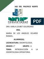 Universidad Del Pacifico Norte Ang