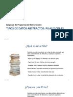 10 - Pilas, Colas y Arreglos Dinamicos.pptx