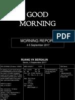 Morning Report Obsgyn