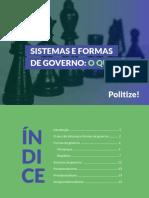 POLITIZE Sistemas e as Formas de Governo