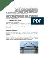 Como Se Relaciona La Parábola Con Los Puentes