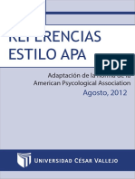 EDMA Manual de Referencias Estilo APA 1
