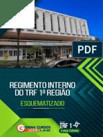 Regimento Interno Do TRF - Esquematizado - Revisado