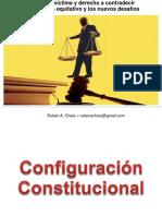 Bolonia - Derecho a Contradecir y Victima