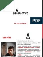 Editorial El Cuervo