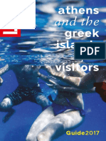 Athens and the greek islands for visitors