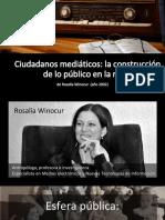 Woncur Ciudadanos Mediaticos