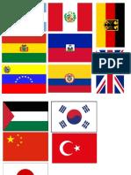 Banderas de Paises