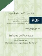 Clase 1 Ingenieria Proyectos 14Ago2017
